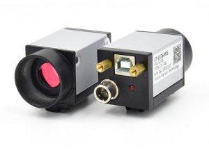 Лабораторные и промышленные камеры и оптика