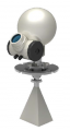 Радарный уровнемер DF-6201