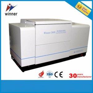 Лазерный анализатор размеров частиц Winner2008A для анализа суспензий