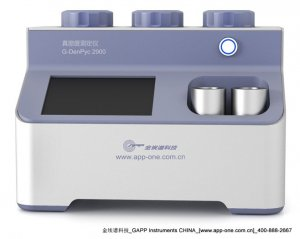 Гелиевый пикнометр G-DenPyc 2900