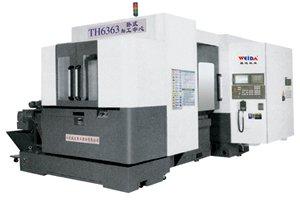 Горизонтальный обрабатывающий центр фрезерный станок TH6363