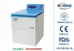 Холодильная центрифуга большого объема DL-8M UItra-Capacity