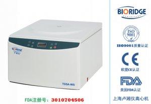 Настольная низкоскоростная центрифуга TD5A (TD5A-WS)