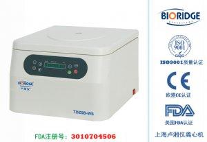Настольная низкоскоростная центрифуга TD5B (TDZ5B-WS)