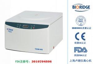 Настольная низкоскоростная центрифуга TD5M (TD5M-WS)