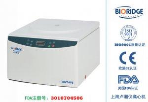 TD5 (TDZ5-WS) Настольная низкоскоростная центрифуга