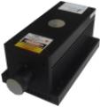 DPSS 257 нм импульсный лазер с пассивной модуляцией добротности